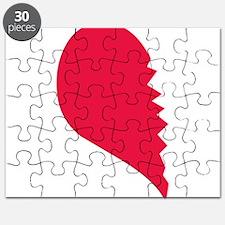 Unique Broken heart Puzzle