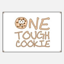 One tough cookie Banner