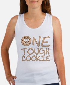 One tough cookie Tank Top