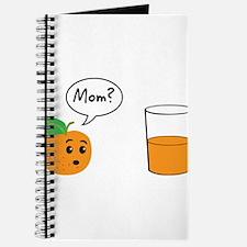 Orange Juice Mom Journal