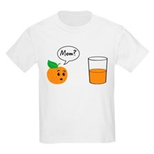 Orange Juice Mom T-Shirt