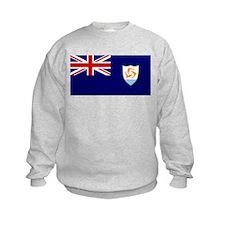 Anguilla Flag Sweatshirt