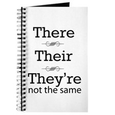 They are not the same Journal