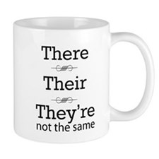 They are not the same Mugs