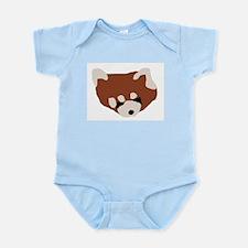 Red Panda Infant Creeper