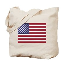 United States Of America Flag Tote Bag