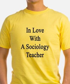 In Love With A Sociology Teacher  T