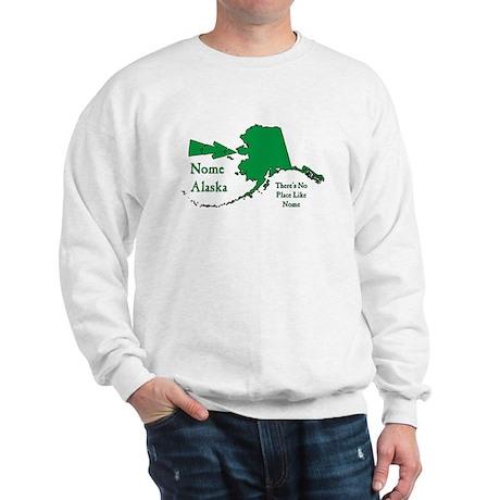 Nome Map Sweatshirt