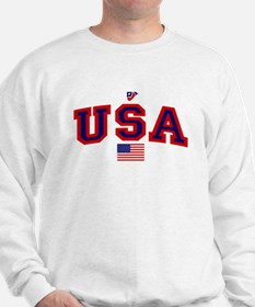 USA Flag Jumper