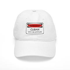 Attitude Cuban Baseball Cap