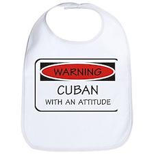 Attitude Cuban Bib