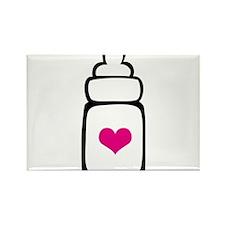 Baby bottle Magnets