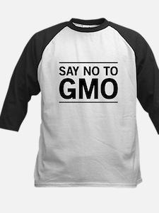 Say no to GMO Baseball Jersey