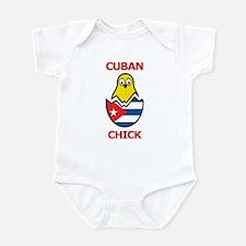 Cuban Chick Onesie