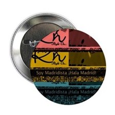 """Cute Real madrid 2.25"""" Button"""