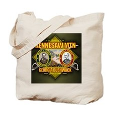 Kennesaw Mountain Tote Bag