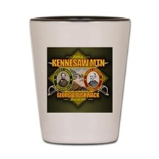 Kennesaw Mountain Shot Glass