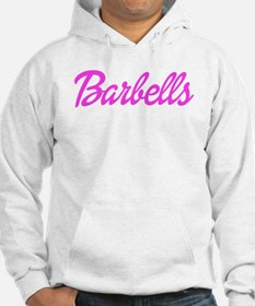 Barbell Babe Hoodie