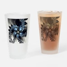 Fragments Drinking Glass