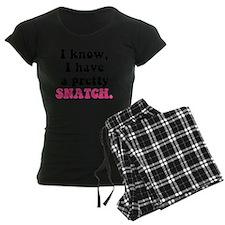 Pretty Snatch Pajamas