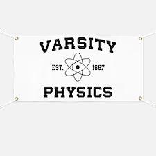 Varsity physics Banner