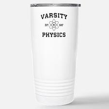 Varsity physics Travel Mug