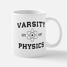 Varsity physics Mugs