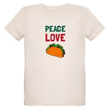 Peace Love Taco T-Shirt