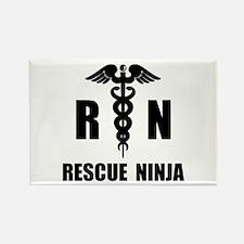 Rescue Ninja Magnets