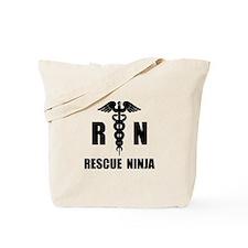 Rescue Ninja Tote Bag