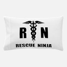 Rescue Ninja Pillow Case