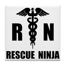 Rescue Ninja Tile Coaster