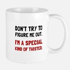 Special Twisted Mugs