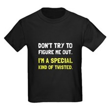 Special Twisted T-Shirt