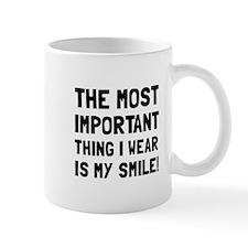 Wear Smile Mugs