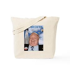 Rob Ford Mayor of Toronto Tote Bag
