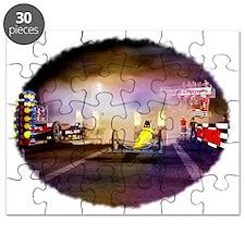 Beeline Dragway Tribute Puzzle