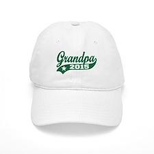Grandpa 2015 Baseball Cap