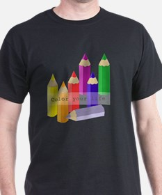 Color your life T-Shirt