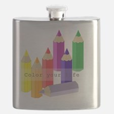 Color your life Flask