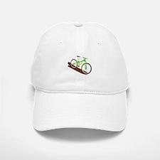 Green Mountain Bike Baseball Baseball Baseball Cap