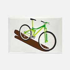 Green Mountain Bike Magnets