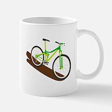 Green Mountain Bike Mugs