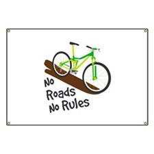 No Roads No Rules Banner