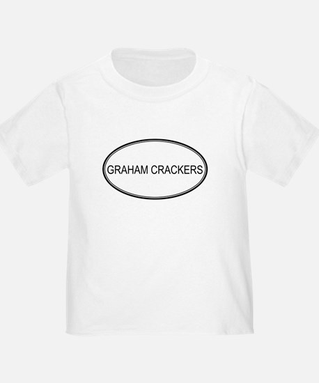 GRAHAM CRACKERS (oval) T