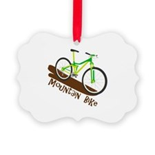 Mountain Bike Ornament
