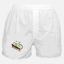 Mountain Bike Boxer Shorts