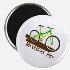 Mountain Bike Magnets