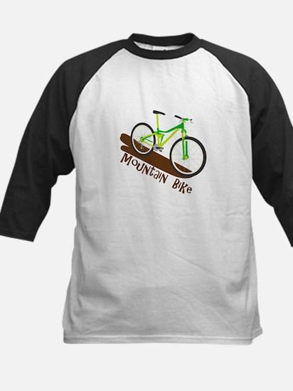 Mountain Bike Baseball Jersey