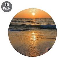 """Unique Beach 3.5"""" Button (10 pack)"""